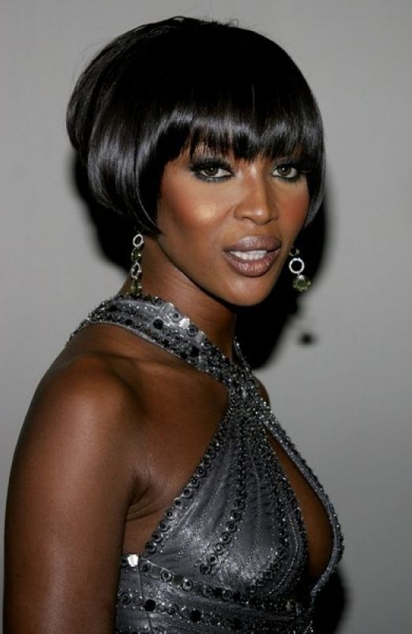 8 Lovely Short African Hairstyles in Hair Style