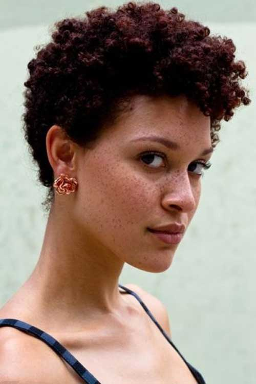 Hairstyles Her Natural Curly Woman Fashion Nicepricesell Com