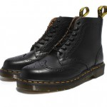 Beautiful Black Beams Doc Marten Boots , Charming Doc Marten Boots product Image In Shoes Category