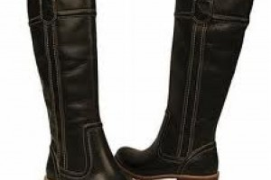 Shoes , Beautiful Tall Timberland Boots product Image :  Beautiful black women timberland boots