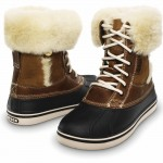 Beautiful brown duck boots for men product Image , Awesome  Women Duck Boots Product Ideas In Shoes Category