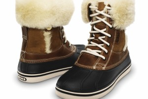Shoes , Awesome  Women Duck Boots Product Ideas : Beautiful brown duck boots for men product Image