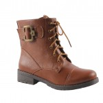 Beautiful  brown lace up womens boots , Fabulous Women\s Lace Up Boots Product Lineup In Shoes Category