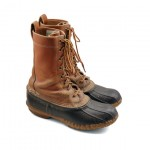 Beautiful brown  winter boots for women , Lovely  Ll Bean Duck Boots Product Lineup In Shoes Category