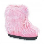 Beautiful pink furry boots product Image , Lovely  Furry Boots Product Lineup In Shoes Category