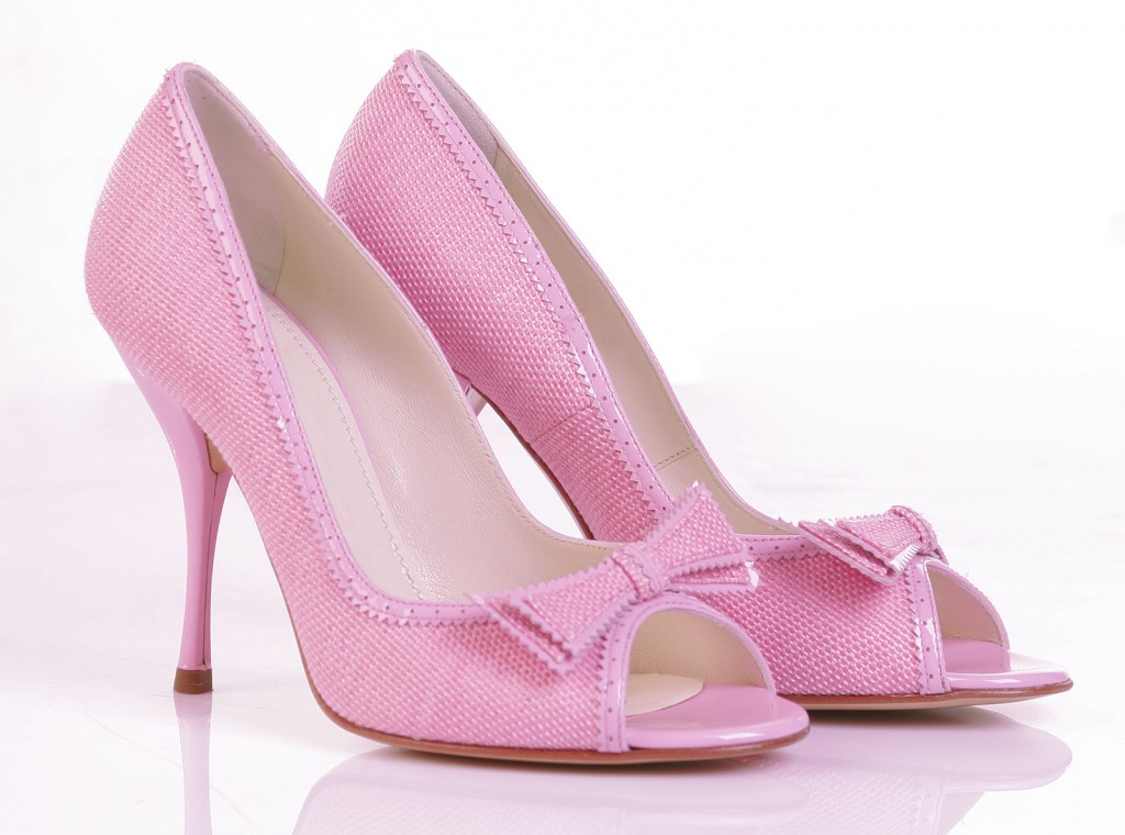 Shoes , Gorgeous Women Shoes Product Ideas : Beautiful Pink  Women Shoe Stores Collection