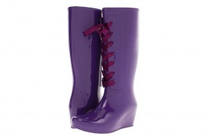 Shoes , Excellent Women\s Rain Boots  Product Image : Beautiful purple  cute rain boots Product Ideas