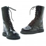 Black Combat Boots Adult Shoes Product Picture , Fabulous  Target Combat Boots Product Picture In Shoes Category