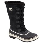 Black Sorel Tivoli High Boots Product Picture , Gorgeous  Sorel Boots Product Lineup In Shoes Category