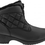 Black Sporto Franny Womens Boots , Beautiful Sporto Boots Product Lineup In Shoes Category