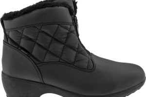 Shoes , Beautiful Sporto Boots Product Lineup : Black Sporto Franny Womens Boots