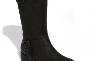 Shoes , Stunning Cole Haan Nike Air Black Leather BootsCollection :  Black  cole haan nike air sneakers
