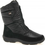 Black  cute snow boots for women , Beautiful Snow Boots For Women Product Image In Shoes Category