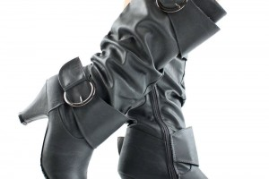 Shoes , Breathtaking High Heel Boots For Kids GirlsImage Gallery : Black  high heel boots for little girls Photo Gallery