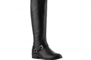 Shoes , Charming Ralph Lauren Riding Boots Dsw Image Gallery : Black  lauren ralph lauren riding boots