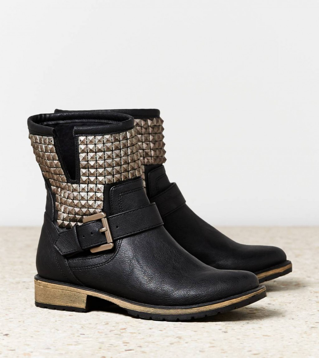 Beautiful Black Moto Boots For Women Product Ideas in Shoes