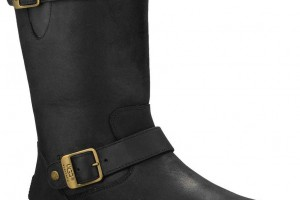 Shoes , Fabulous Ugg Kensington Product Lineup : Black  womens rubber hunting boots