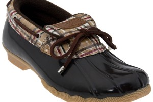 Shoes , 15  Wonderful Sperry Duck Boots Womens Photo Gallery : Black  womens sperry duck boots Photo Collection
