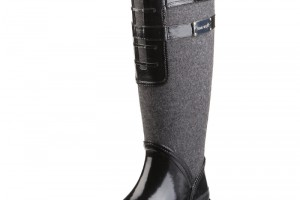 Shoes , Gorgeous Payless Rain Boots  Photo Gallery : Breathtaking Black  short rain boots Photo Collection