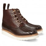 Brown Grenson Duck Boot Product Picture , Beautiful  Duck Bootsproduct Image In Shoes Category