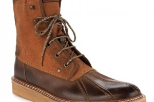 Shoes , Beautiful  Duck Boots product Image : Brown Polo Duck Boots product Image