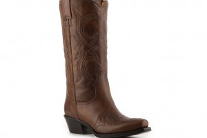 Shoes , Charming Ralph Lauren Riding Boots Dsw Image Gallery : Brown Ralph Lauren Western boots Image Gallery
