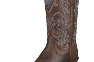 Shoes , Charming Cowboy Boots Product Ideas :  Brown boys cowboy boots product Image