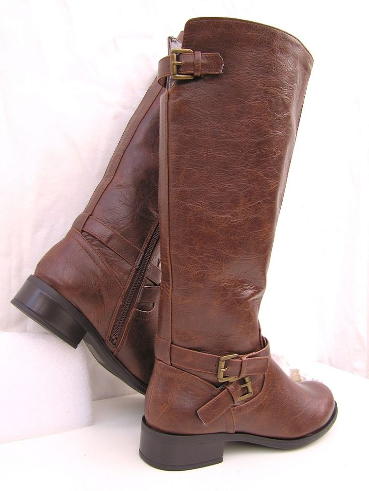 Shoes , Charming Wide Calf Cowboy Boots For Women Photo Gallery : Brown  Cheap Cowboy Boots For Women  Photo Gallery