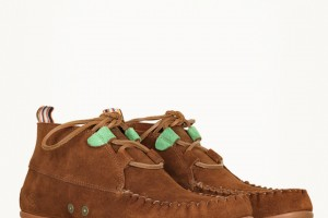 Shoes , Charming  Mens Moccasin Boots product Image : Brown  moccasin boots for men Collection