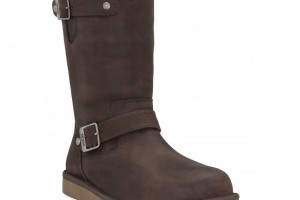 Shoes , Fabulous Ugg Kensington Product Lineup : Brown  rubber boots women