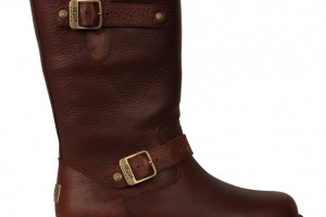 Shoes , Fabulous Ugg Kensington Product Lineup : Brown rubber work boots Collection