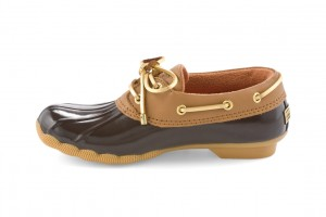 Shoes , 15  Wonderful Sperry Duck Boots Womens Photo Gallery : Brown  sperry saltwater duck boots Picture Collection