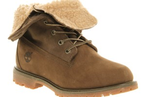 Shoes , Charming Womens Timberland Boots Product Ideas : Brown suede slouch boots product Image