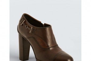 Shoes , Gorgeous Tods Boots Product Picture : Brown tod s ankle boots product Image