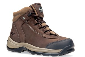 Shoes , 14  Stunning Womens Steel Toe Boots Product Ideas :  Brown waterproof steel toe boots