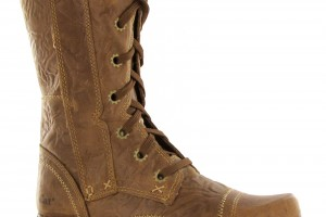 Shoes , Charming  Fur Lined Womens Boots product Image : Brown  womens leather boots
