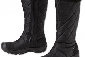 Shoes , Gorgeous Burlington Boots  Product Ideas : Burlington Quilted Tall Boot by Keen Footwear