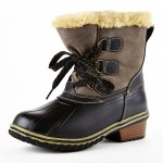 Charcoal Tonto Duck Boot product Image , Awesome Duck Boots Womens Product Picture In Shoes Category