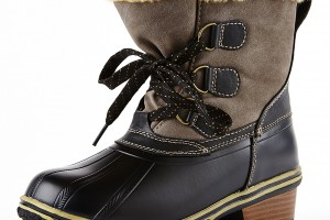 Shoes , Awesome Duck Boots Womens Product Picture : Charcoal Tonto Duck Boot product Image