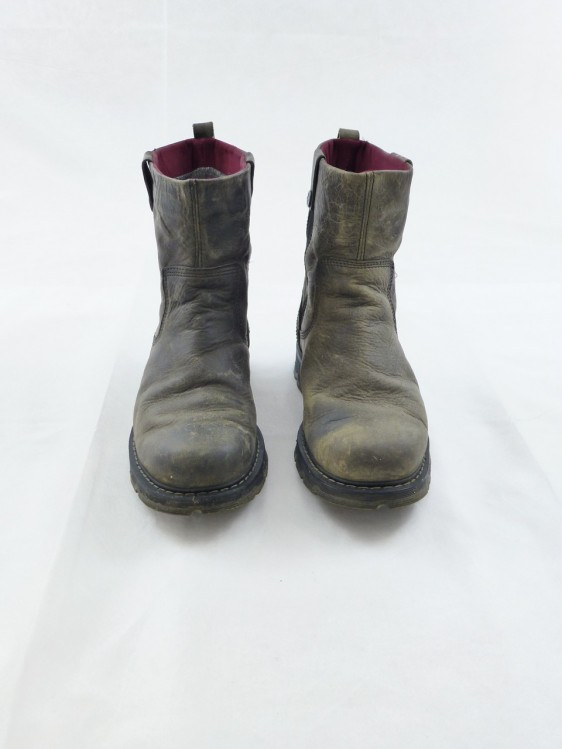 Shoes , Beautiful  Doc Martin BootsProduct Picture : Charming Grey Doc Martin Boots 1 Product Image