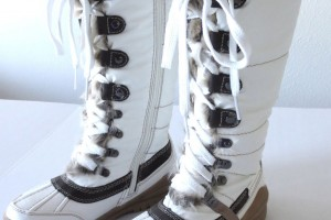 Shoes , Beautiful  Top Rated Women\s Snow Boots  Product Image :  Charming White womens snow boots sale