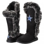 Charming black  timberland shoes for women , Charming Dallas Cowboy Girl BootsProduct Ideas In Shoes Category