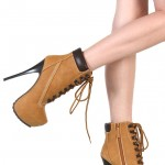 Charming brown timberland boots style , Wonderful  Timberland Style HeelsCollection In Shoes Category