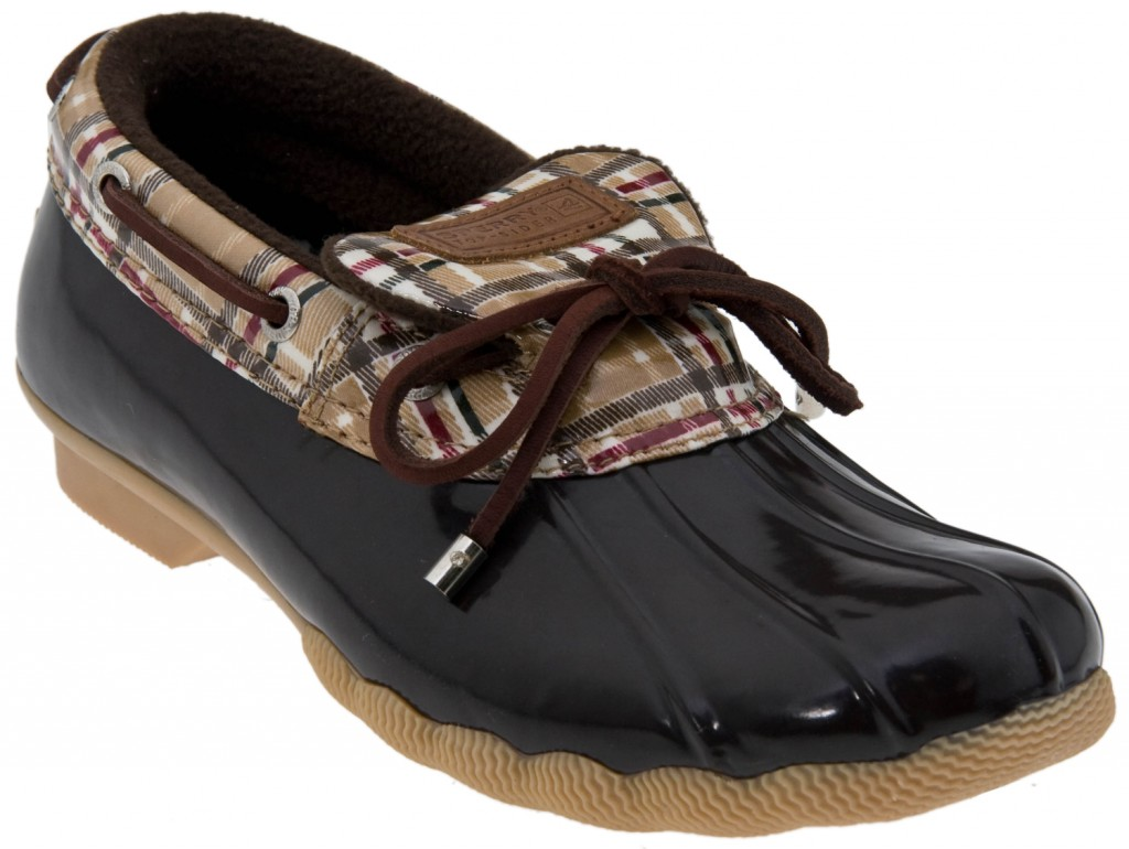 Charming Sperry Duck Boots For Women Product Image Woman