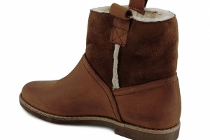 Shoes , Charming  Fur Lined Womens Boots product Image :  Charming  brown womens brown boots