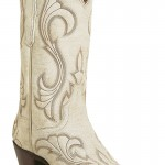 Charming white cowgirl boots Collection , Beautiful  Cowgirl Boots WhiteCollection In Shoes Category