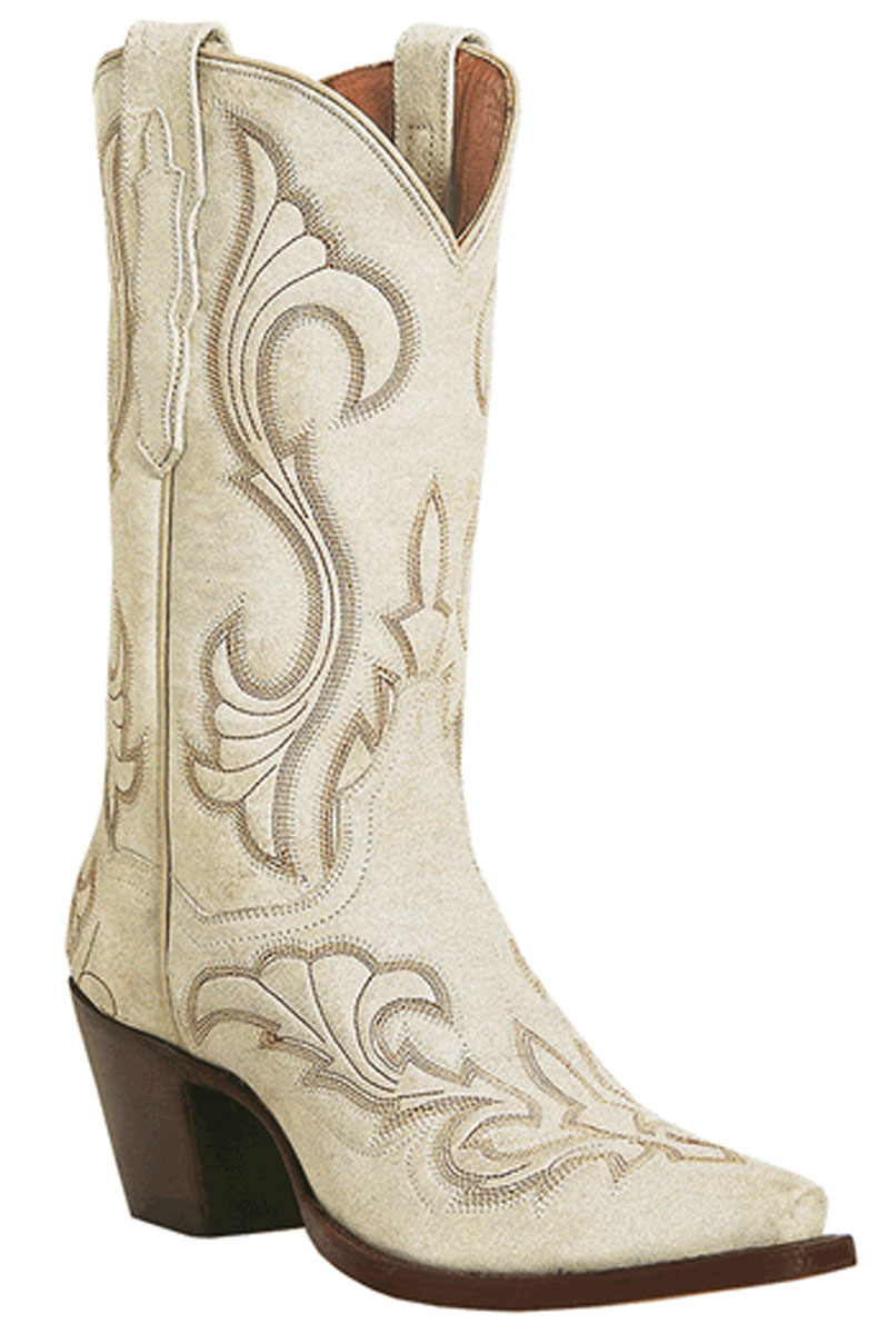 Beautiful  Cowgirl Boots White Collection in Shoes
