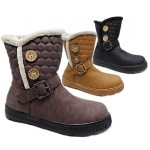 Excellent  fur lined boots womens , Charming  Fur Lined Womens Boots product Image In Shoes Category