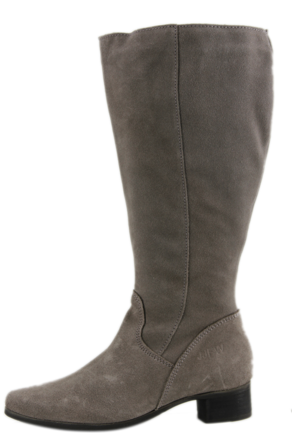 Shoes , Gorgeous Boots For Big CalvesPhoto Gallery : Fabulous  Grey Boots For Wide Calves Image Gallery