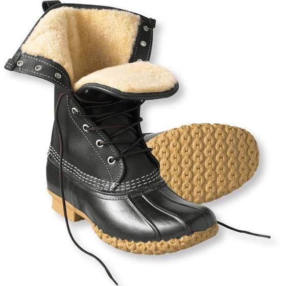 Popular L.L. Bean Boots